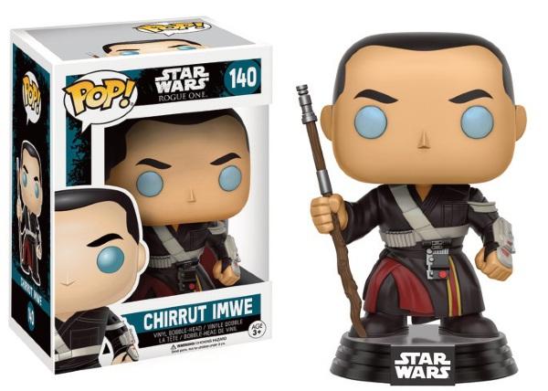 Pop! Star Wars: Rogue One - Chirrut Imwe [140]