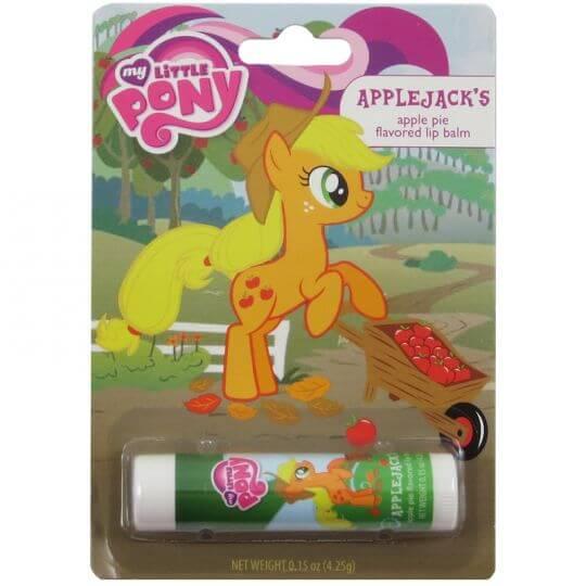 My Little Pony Apple Jack - Apple Pie Lip Balm