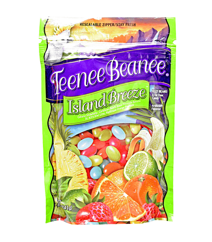 Teenee Beanee - Island Breeze Jelly Beans 241g