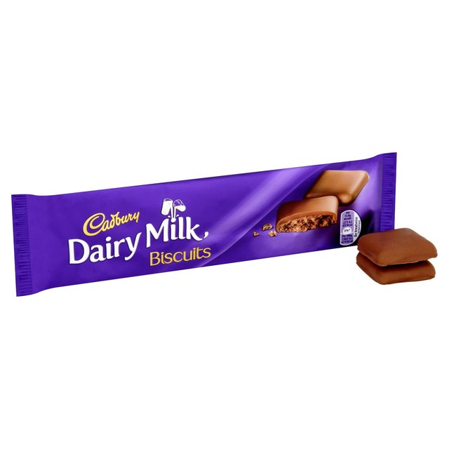 Cadbury Dairy Milk Biscuits 110g