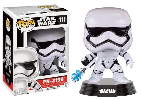 Pop! Movies: Star Wars The Force Awakens - Fn-2199 Trooper [111]