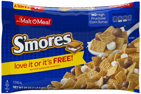 Malt-o-Meal Smores Cereal 680g