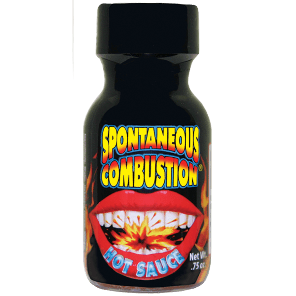 Spontaneous Combustion Hot Sauce Mini Bottle 22ml