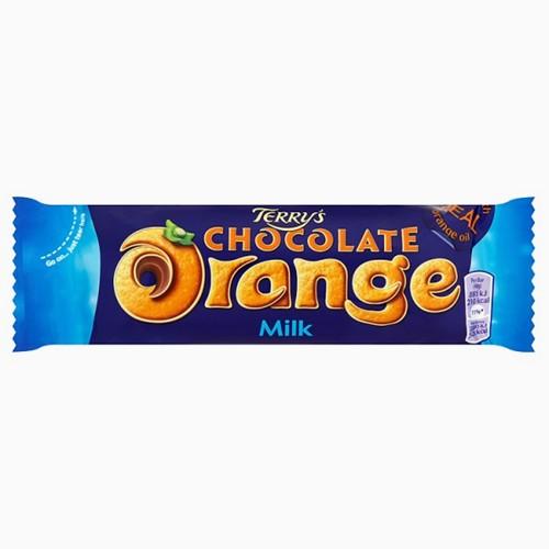 Bild av Terrys Chocolate Orange Milk Bar 35g