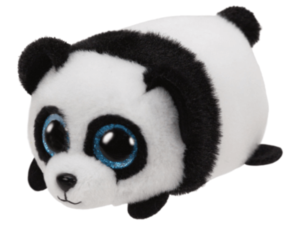TY Teeny Tys Puck - Panda 9cm