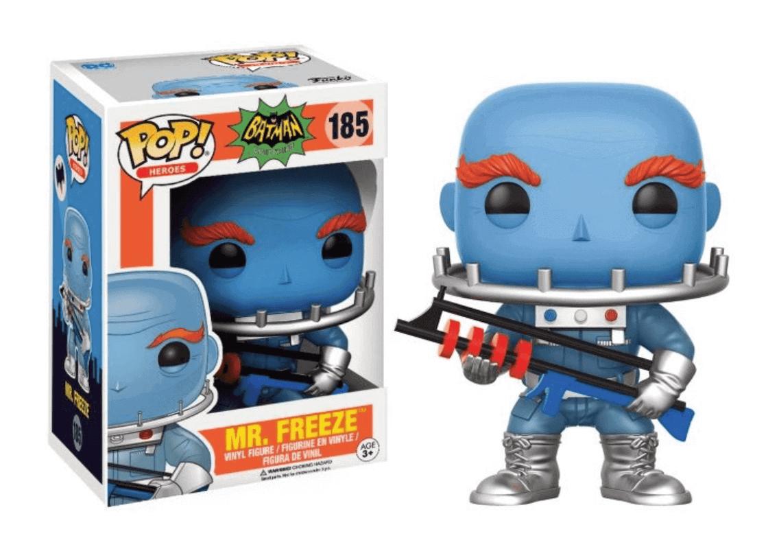 Pop! DC: Batman 1966 - Mr Freeze
