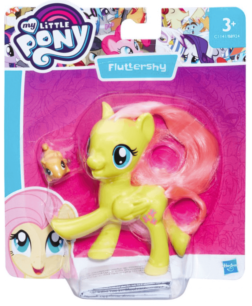 My Little Pony Friends Fluttershy