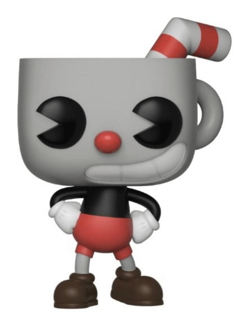 Pop! Games: Cuphead - Cuphead