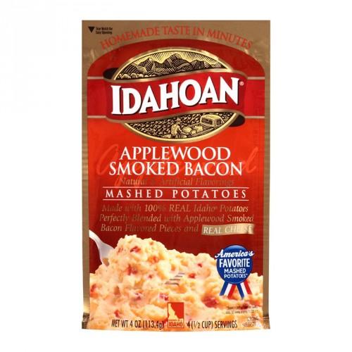 Idahoan Applewood Smoked Bacon Mashed Potatoes 113g