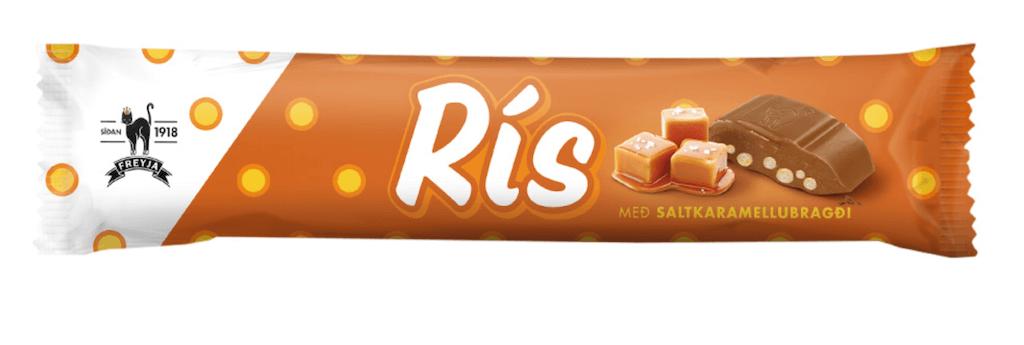 Bild av Ris med saltkaramell 50g