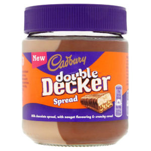 Cadbury Double Decker Spread 270g