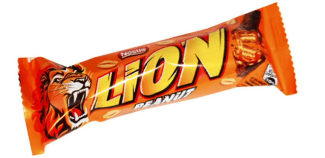 Bild av Lion Peanut 41g