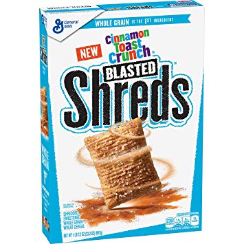 Cinnamon Toast Crunch Blasted Shreds 657g