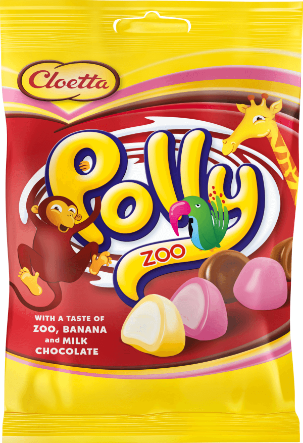 Bild av Polly Zoo 100g