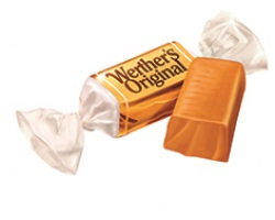 Werthers Chewy Toffee 3kg