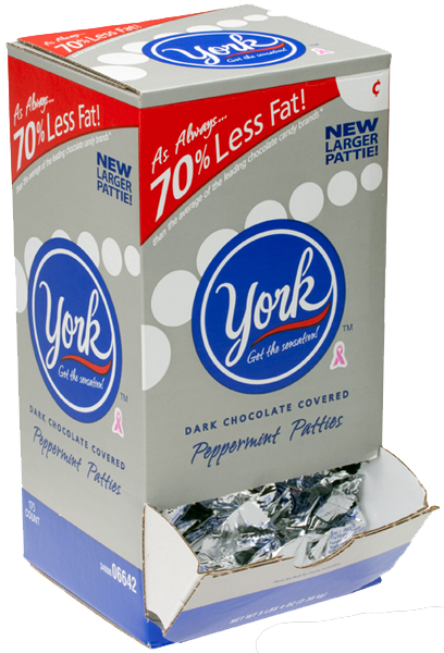 Bild av York Peppermint Patties Minis 175st