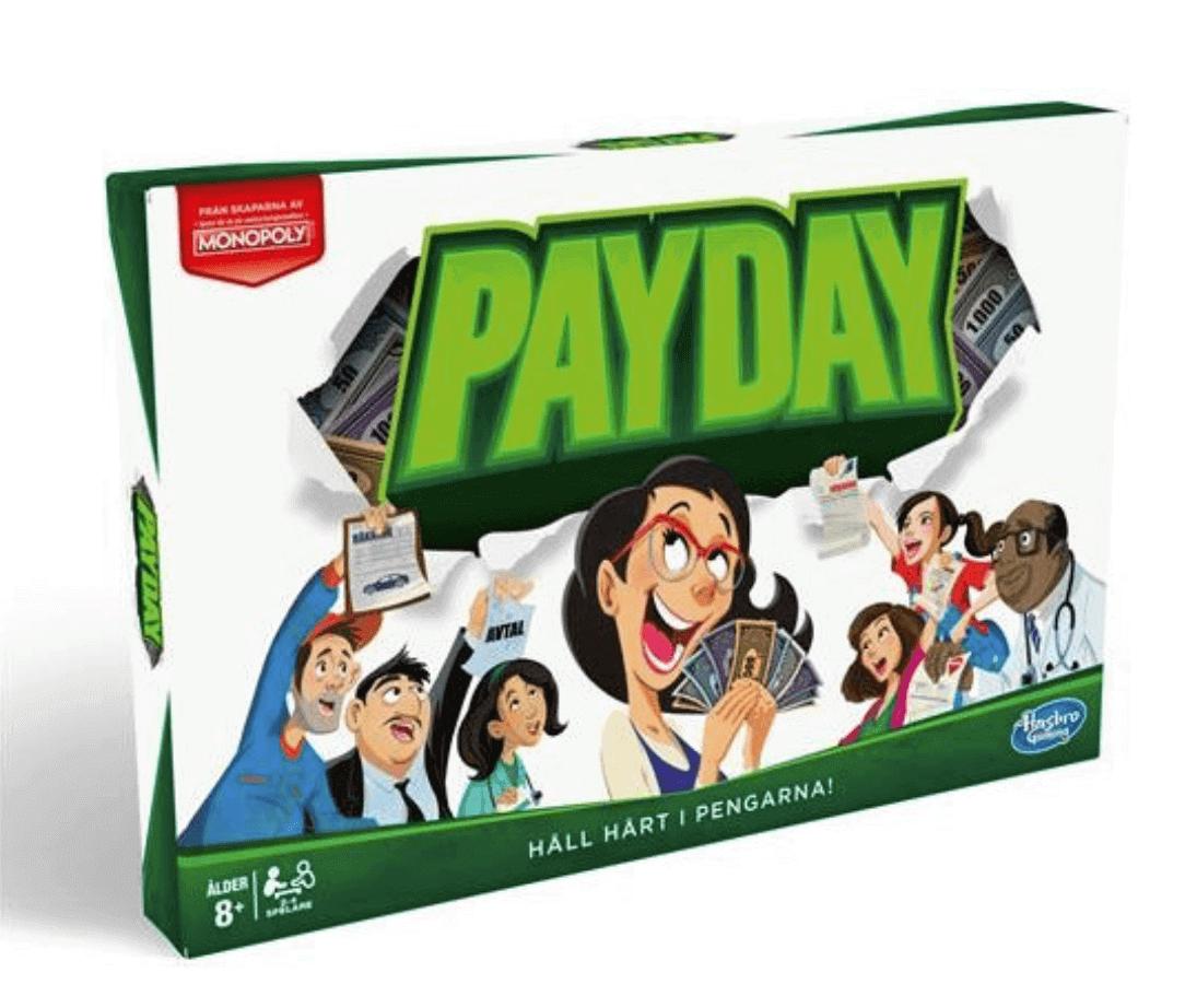 Hasbro Payday (svenskt)