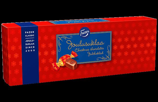 Fazer Julchoklad Ask 320g