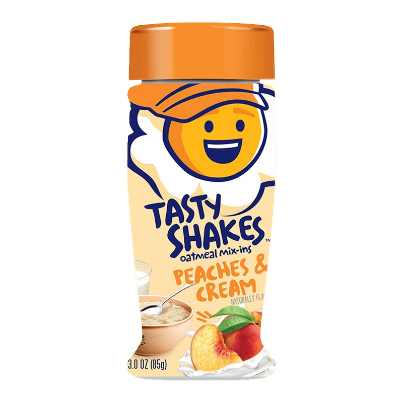 Kernel Seasons Tasty Shakes Peaches & Cream 85g