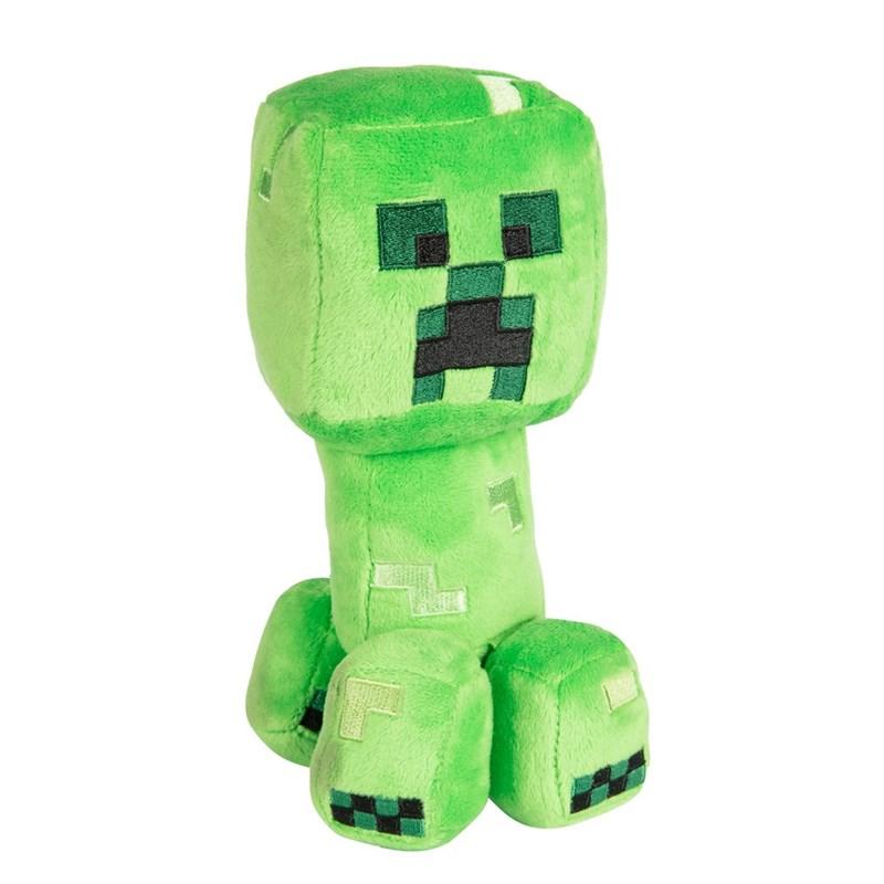 Minecraft Happy Explorer Creeper 18cm