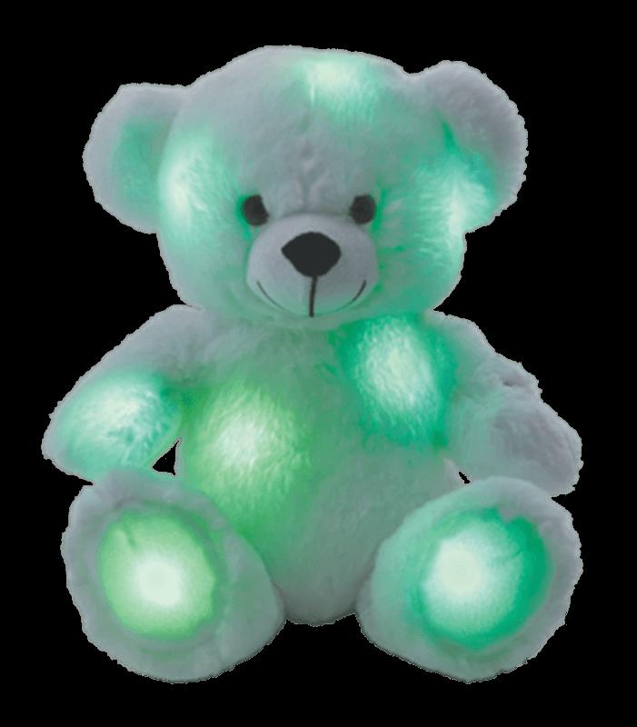Snuggle Buddies Lysande Nallebjörn