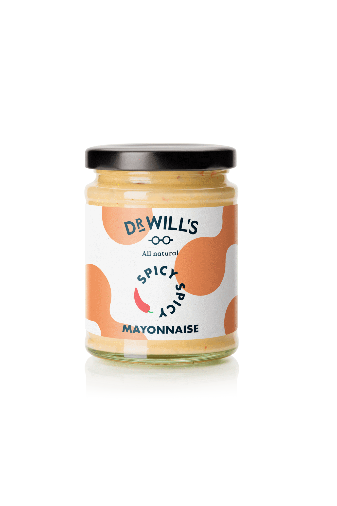 Dr Wills Spicy Mayonnaise 240g