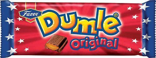 Dumle Chokladkaka 100g