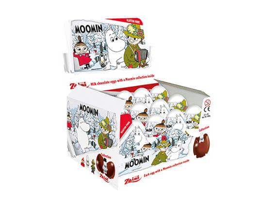 Moomin Chokladägg 20g