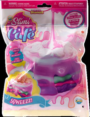 Slimi Cafe Starter Set