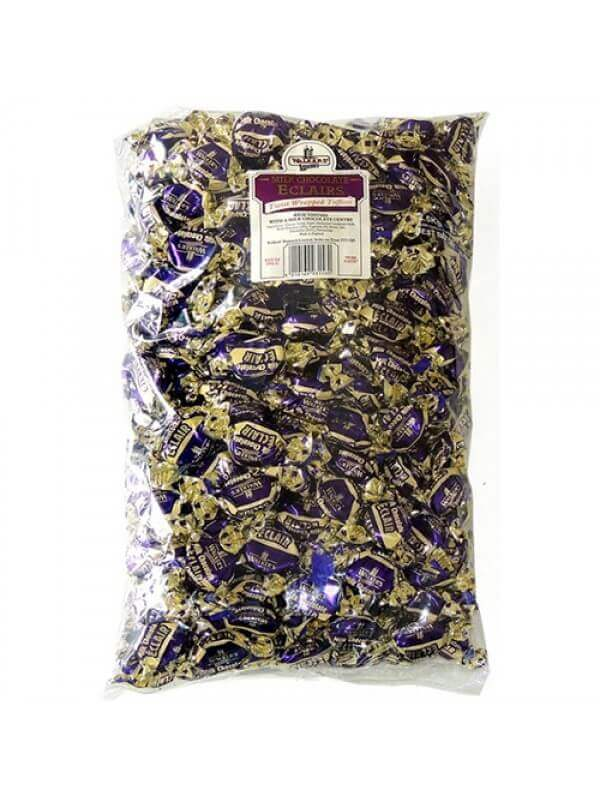 Bild av Walkers Milk Chocolate Eclairs 2.5kg
