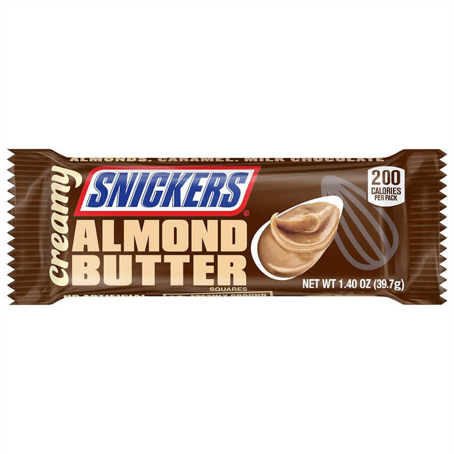 Bild av Snickers Creamy Almond Butter 39.7g