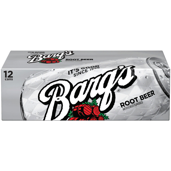 Barqs Root Beer 355ml x 12st
