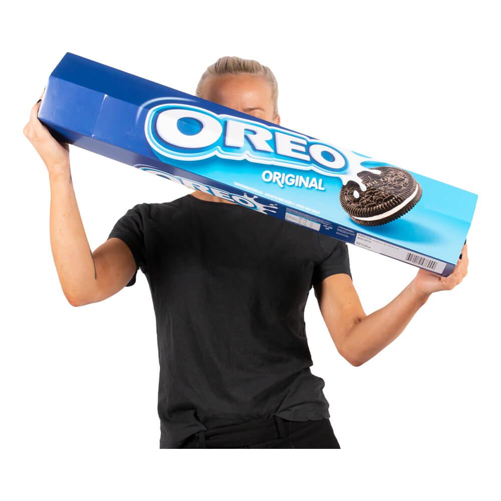 Gigantisk Choklad Oreo