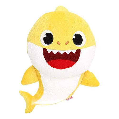 Baby Shark Gosedjur - Gul