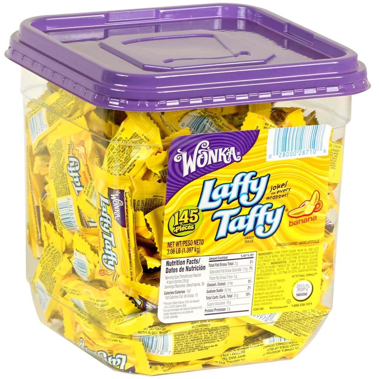 Wonka Laffy Taffy Banana 145st