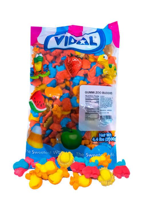 Vidal Zoo Buddies 2 kg