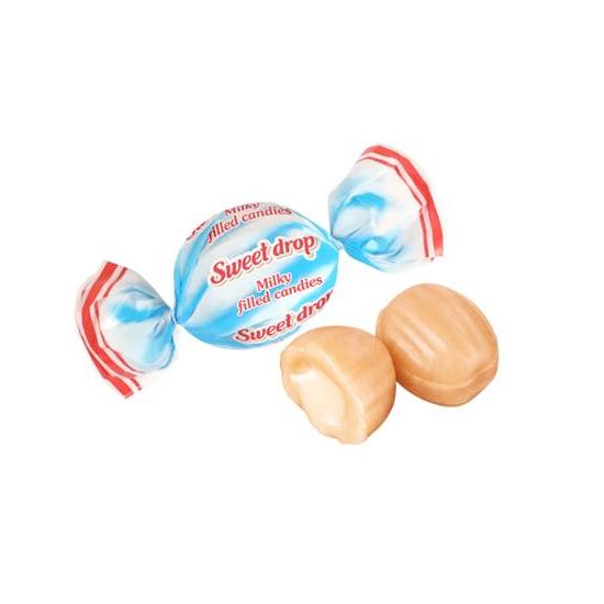 Roshen sweet drop milky filled 1kg