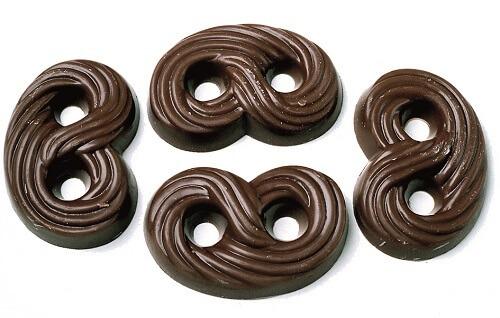 Bild av Chokladkringlor 2kg