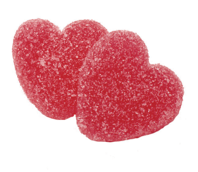 Röda Hjärtan 2kg