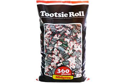 Bild av Tootsie Roll Midgees 1.1kg