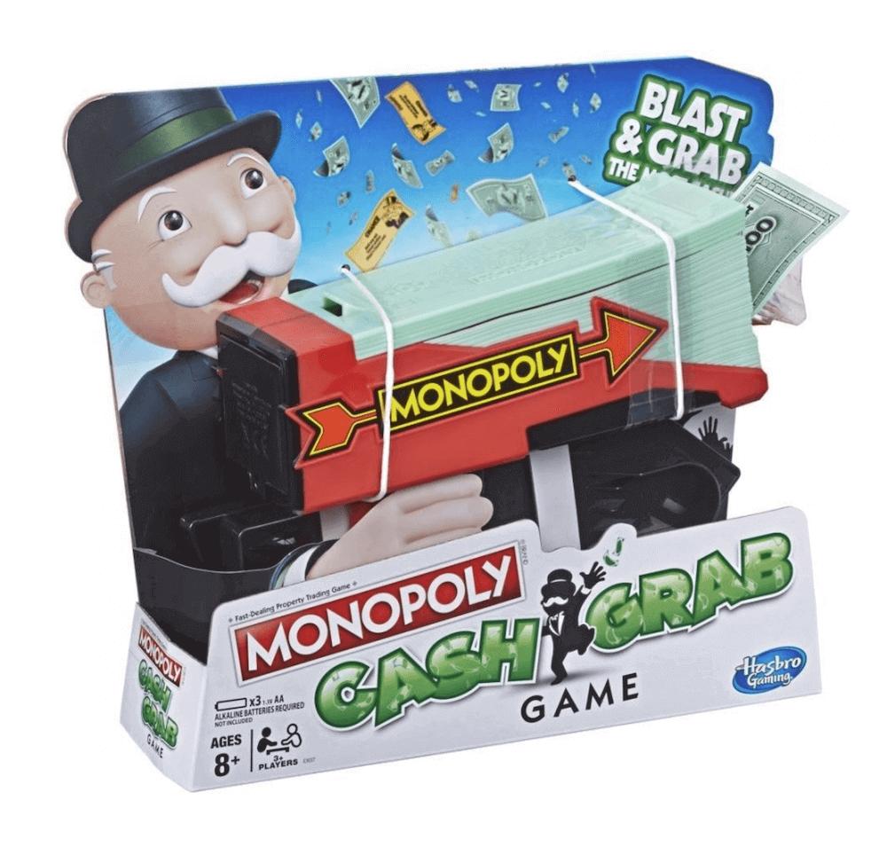 Monopoly Cash Grab (Svensk/Finsk)