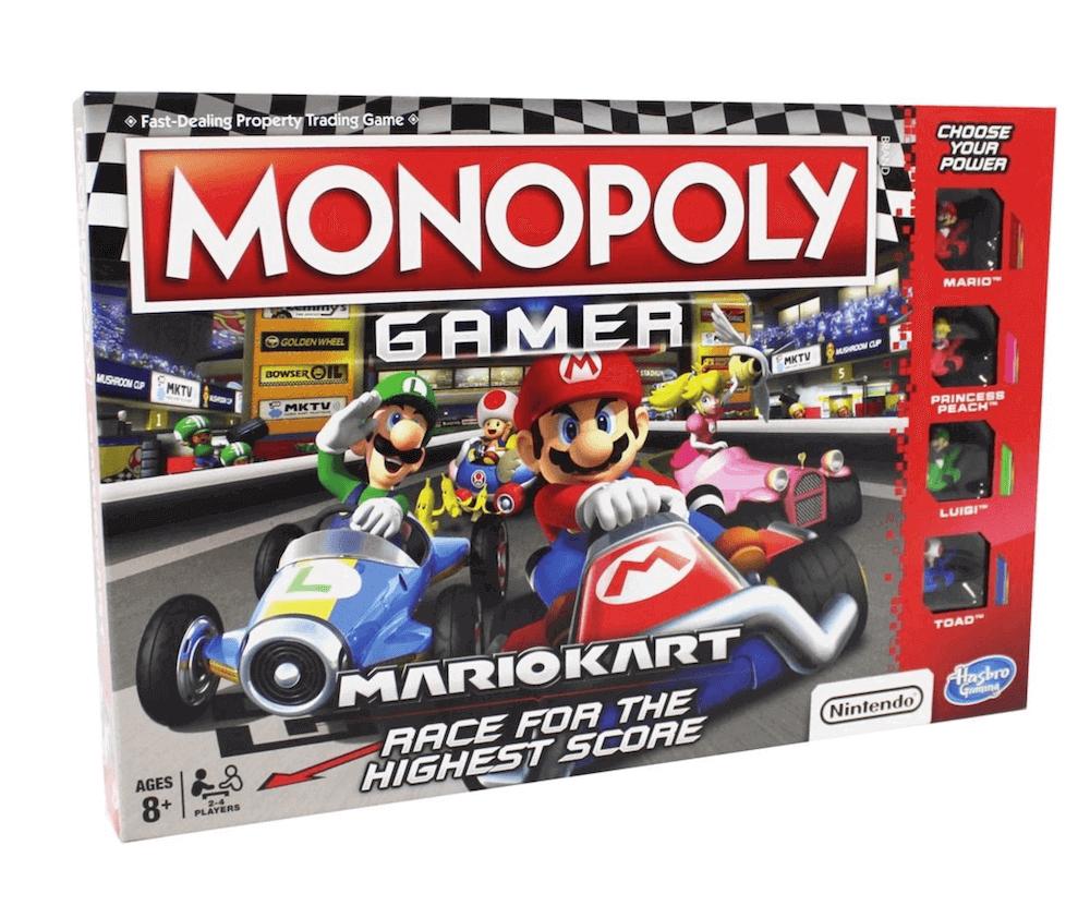 Monopoly Mario Kart (ENG)