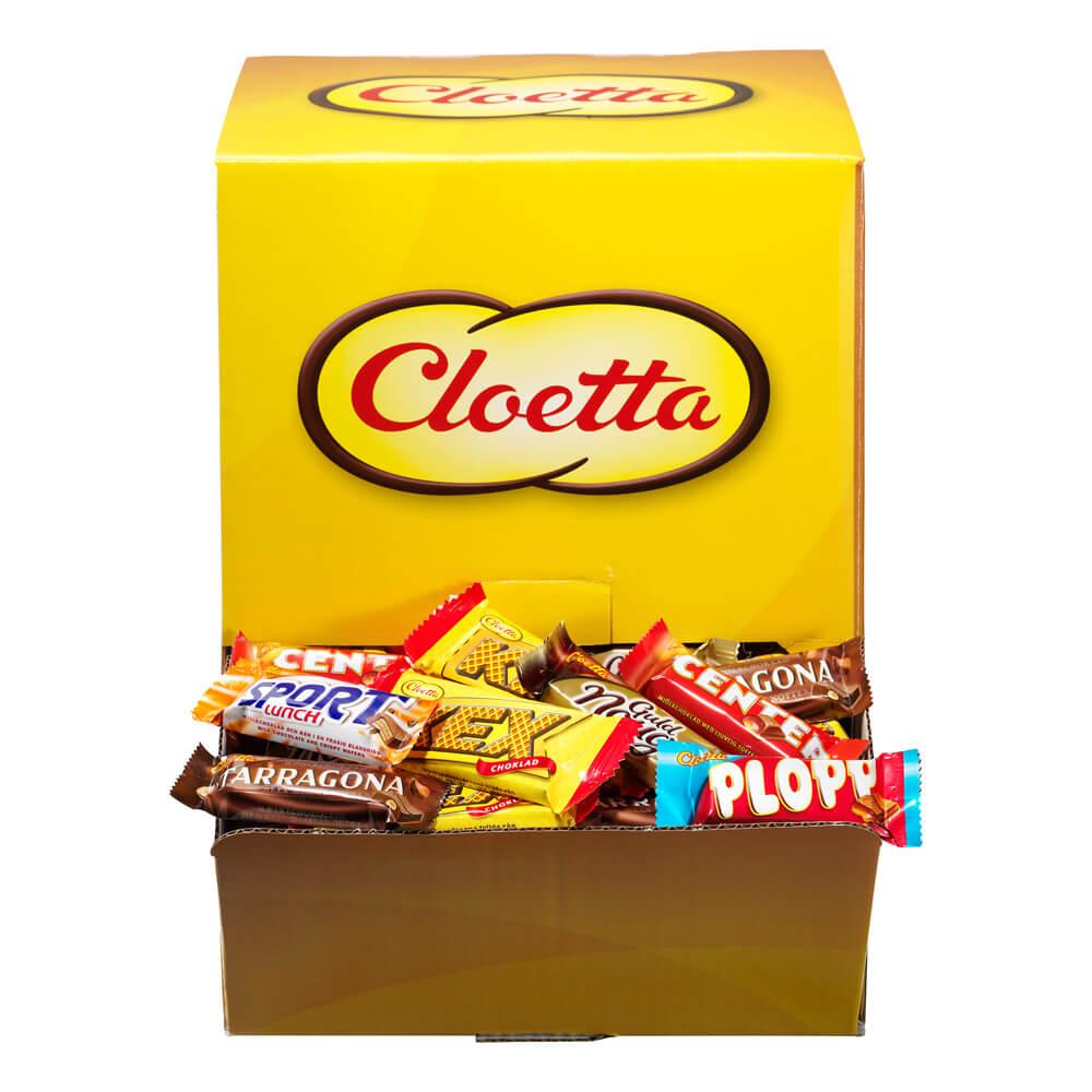 Cloetta Enkla Automat 300st