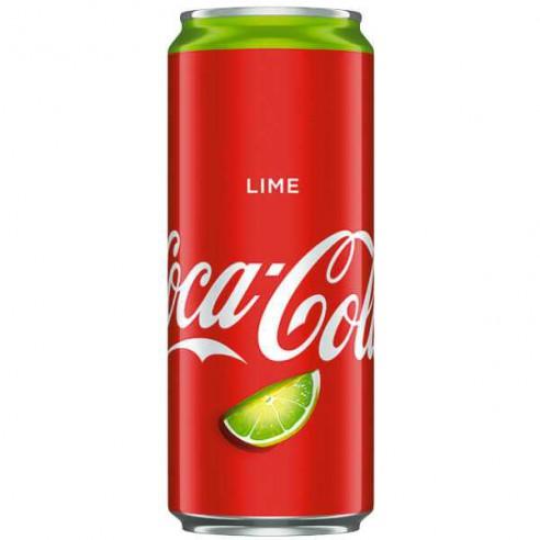 coca cola lime sverige
