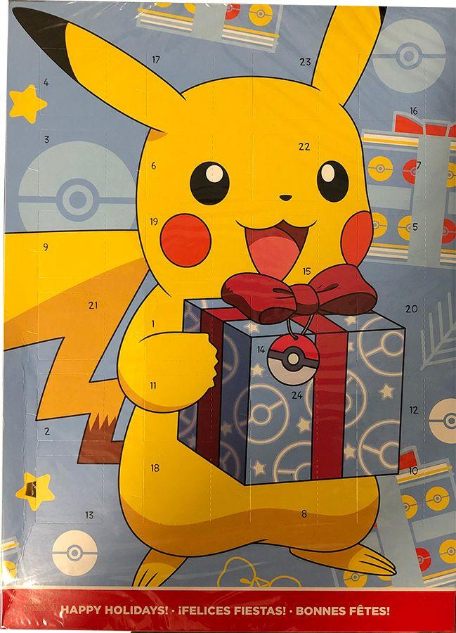 Adventskalender Pikachu 65g