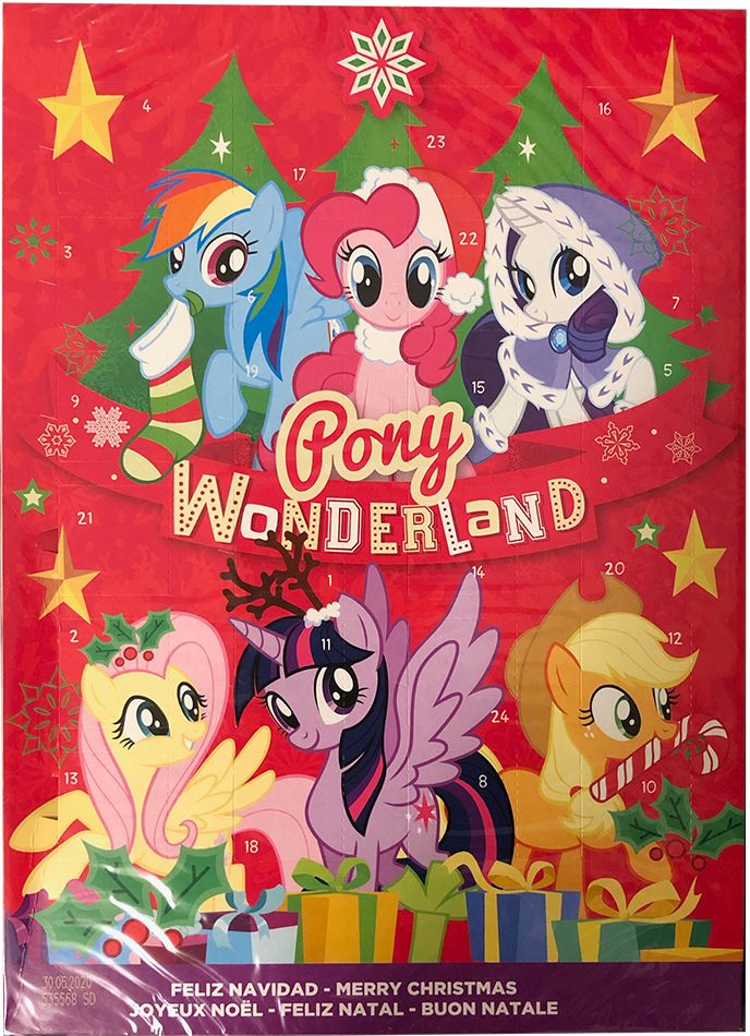 Adventskalender My Little Pony 65g