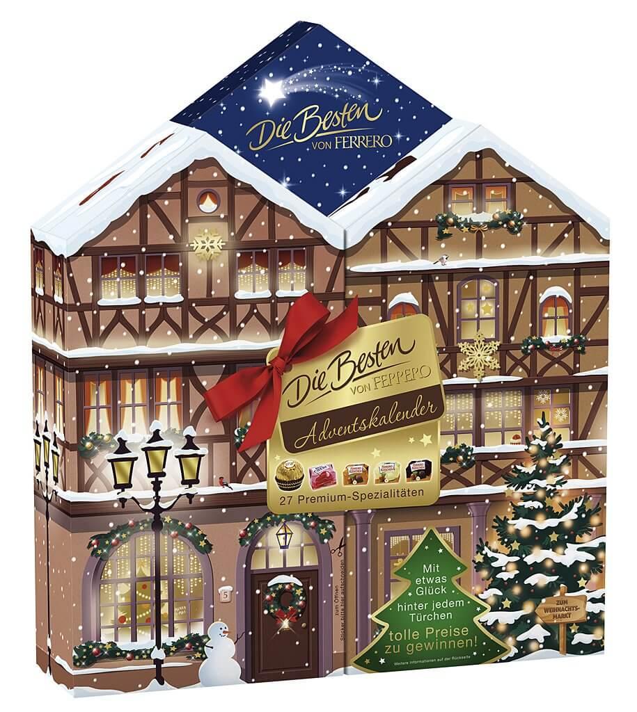 Bild av The best of Ferrero Adventkalender