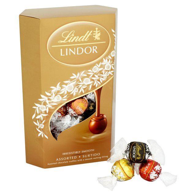 Bild av Lindor Assorted Truffles 200g