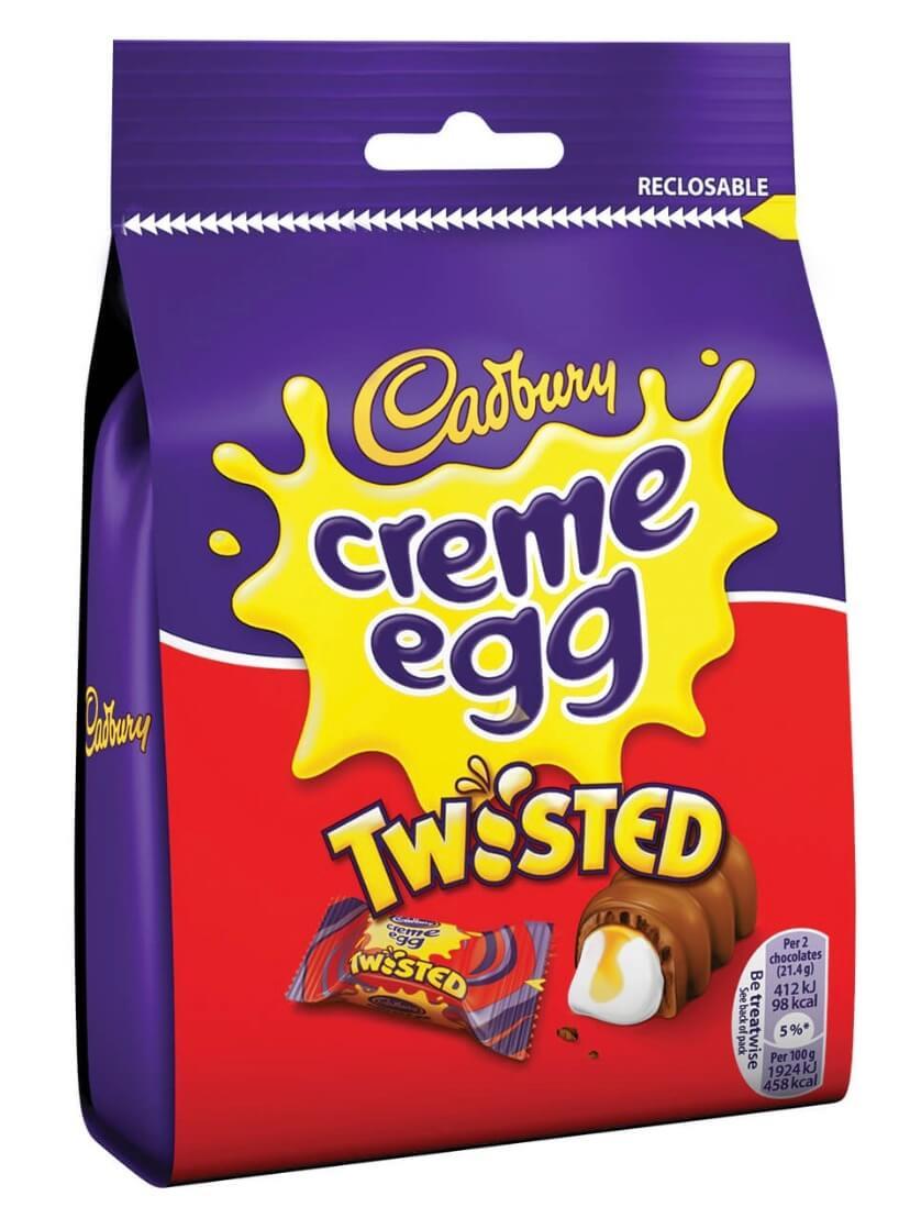 Bild av Cadbury Creme Egg Twisted Bag 83g