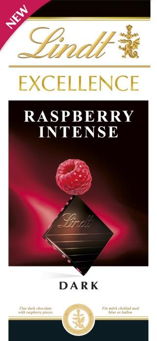 Bild av Lindt Excellence Raspberry 100g